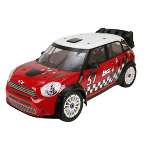 Losi MINI WRC RTR, AVC 1/5 4WD Rally Car LOS05007