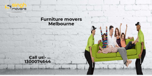 Furniture Movers Melbourne