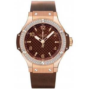 Hublot Big Bang Gold Diamonds Watch