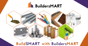 BuildersMART is the one stop solution for all kind of building and construction materials online
