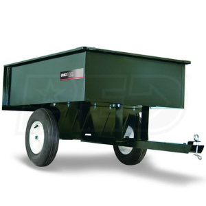 Ohio Steel 17 Cubic Foot Welded Steel Dump Cart
