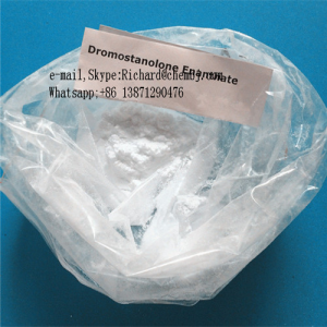 99% Raw Anabolic Injectable Steroid Powders Drostanolone Enanthate