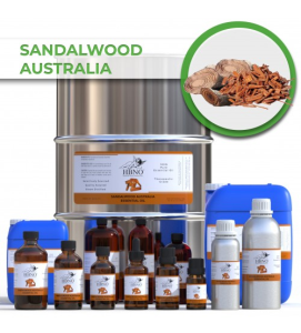 Shop Now! HBNO™ Sandalwood Australia Essential Oil