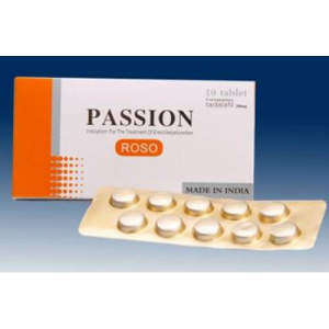 Passion Sex Male Enhancement Capsules