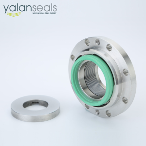 YALAN DWB1 and DWB2 Metal Bellow Mechanical Seal for Cryogenic Pumps