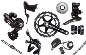 Campagnolo Record EPS 53/39 Road Groupset