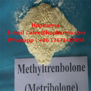 USA/UK domestic Hupharma Metribolone injectable steroids Powder