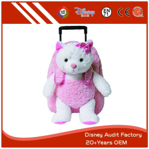 Pink Cat Child Backpack