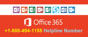 Microsoft Office 365 Support Number 1-888-494-1155