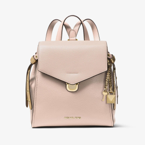 MICHAEL Michael Kors Bristol Small Leather Backpack Pink