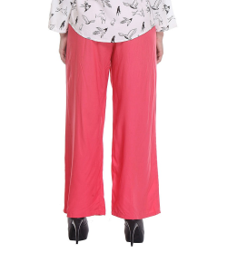 online shopping india - W Smart Casual PINK PANTS