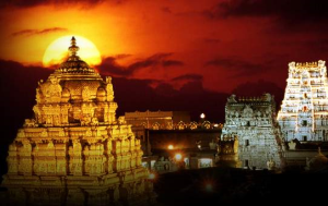 Bangalore to Tirupathi Car Bus Rentals Tour Packages 09036657799