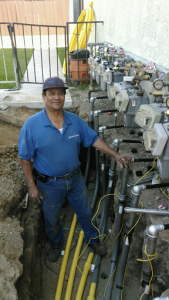 New Gas Lines