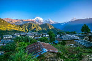 Annapurna Base Camp Trekking Via Ghorepani-14 nights/15 days