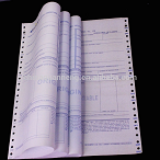 Receipts Sales Books Printing