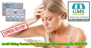Complete Abortion In A Definite Mode With MTP KIT