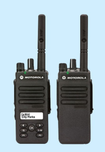 MOTOTRBO XiR P6600 Digital Two-Way Portable Radios