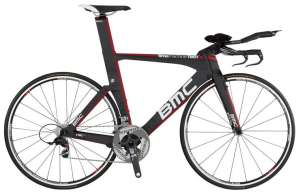 BMC Timemachine TM01 Red Bike