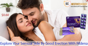 Use Fildena To Boost Your Sensual Intimacy Sessions