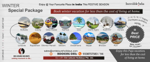 India Tour with Om Leisure Holidays