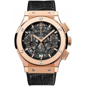 Buy Hublot Classic Fusion Aerofusion King Gold Watches in Dubai