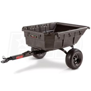Ohio Steel 12.5 CF Hybrid Poly Swivel Dump Cart