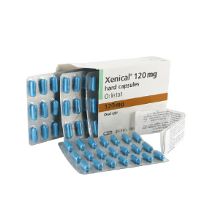 Xenical/Orlistat 120mg Tablets For Weight Loss