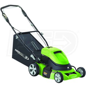 "Earthwise (18"") 24-Volt Rechargeable Cordless Self-Propelled Lawn Mower"