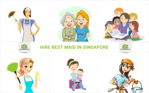 Maid Agency Portal in Singapore