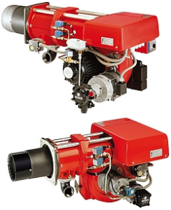 Riello GI-EMME 300 - 900 Series Package Dual Fuel Burner Supplier in Australia