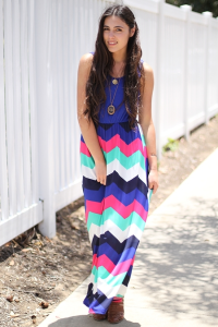 http://www.caralase.com/two-tone-chevron-maxi-dress/