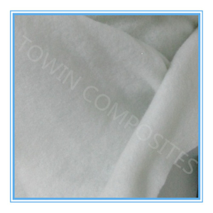 Resin infusion non woven breather cloth