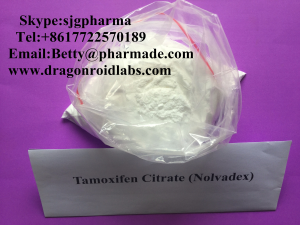 Nolvadex Anti-Estrogen Steroids Raw Powder Tamoxifen Citrate www.dragonroidlabs.com
