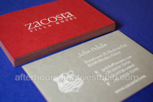 Special Discounts on Colorplan Business Cards