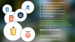 hire magento developer from APPTech Mobile