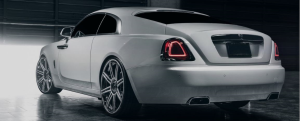 Rolls Royce wraith for rent