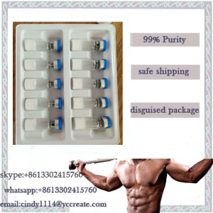 Polypeptide Hormone Powder Mt 2 Melanotan II for Skin Tanning