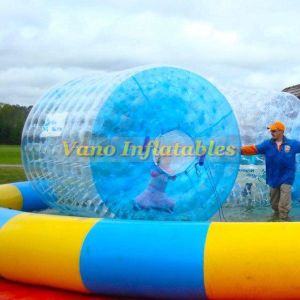 Water Roller Inflatable Hamster Wheel Water Walker