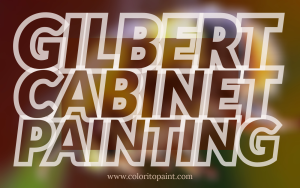 Gilbert Cabinet Painting