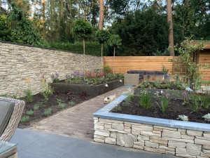 Walling service in Derby