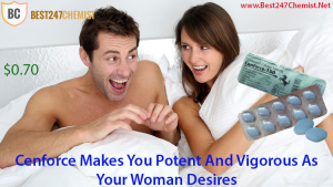 Get Impotence Trouble Resolved With Cenforce