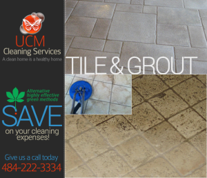 Tile and grout cleaning in Philadelphia