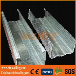 drywall metal profile,metal stud for partition system