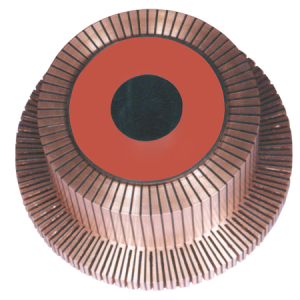 Moulded Commutator