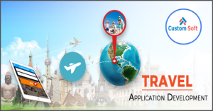 CustomSofts Travel application development