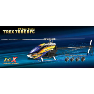 Align T-Rex 700E DFC HV Super Combo Electric Helicopter AGNKX018E15