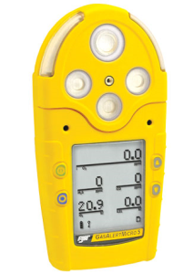 BW Technologies GasAlert Micro-5 Multi Gas Detector Supplier in Australia