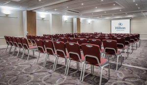 Meeting Space at Hilton London Euston