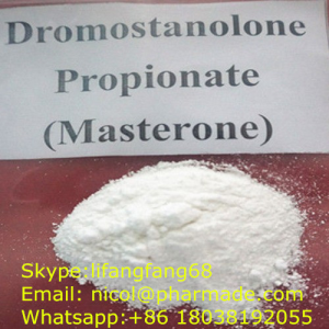 Dromostanolone Enanthate Raw Powder Legal Injectable Steroids nicol@pharmade.com skype:lifangfang68