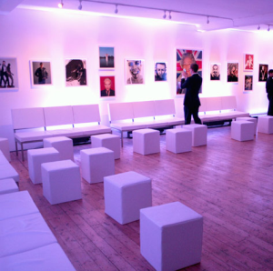 Gallery Hire London